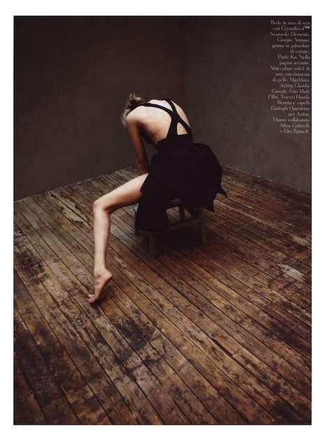 Organic Sneaker Ballerina