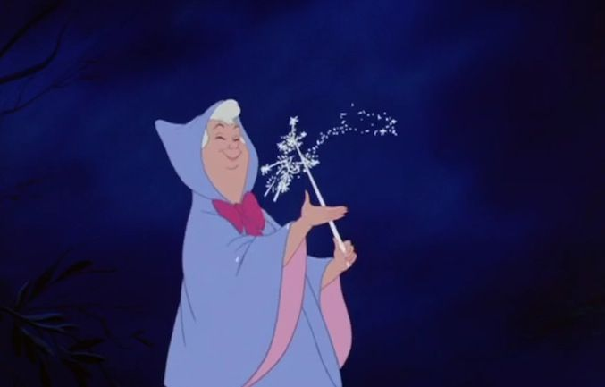 Ode To The Fairy Godmother Scene