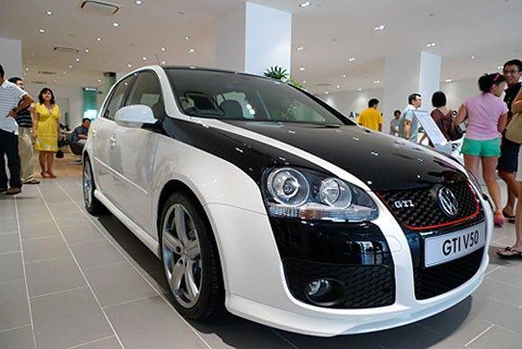 Volkswagen Golf GTi Pirelli special edition
