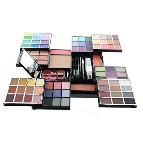 Makeup Kit Complete Set Great Value Beauty Women Care Set 94 Count High Quality #MakeupKit