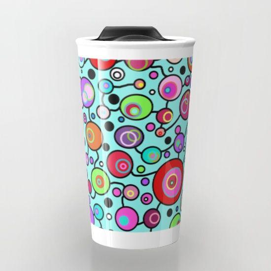 https://society6.com/product/polka-dots-tourquoise_travel-mug?curator=bestreeartdesigns.  $24