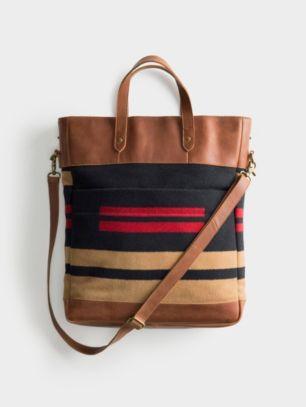 pendleton woolen mills laptop bag. loooooove.