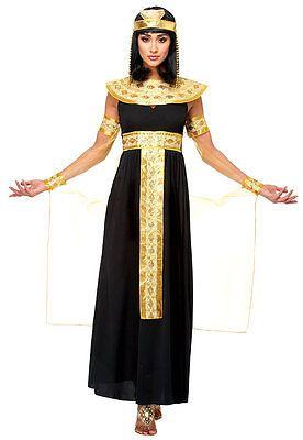 Negro Adulto Mujer Dama Cleopatra Egipcio Reina del Nilo trajes 48459 | Ropa, calzado y accesorios, Disfraces, teatro, representación, Disfraces | eBay!