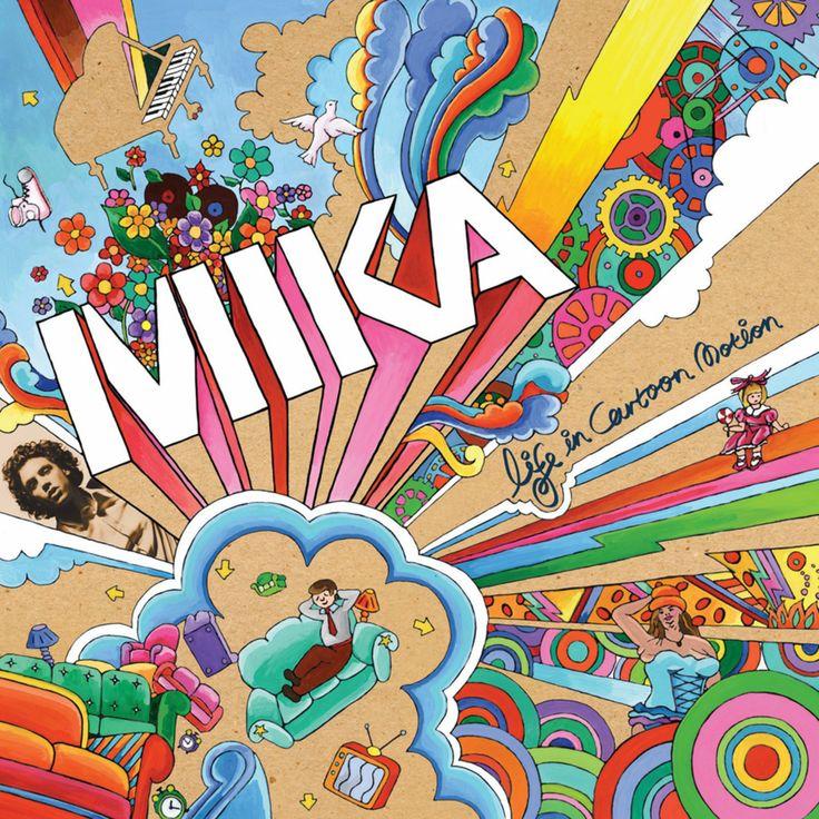 Life In Cartoon Motion - MIKA