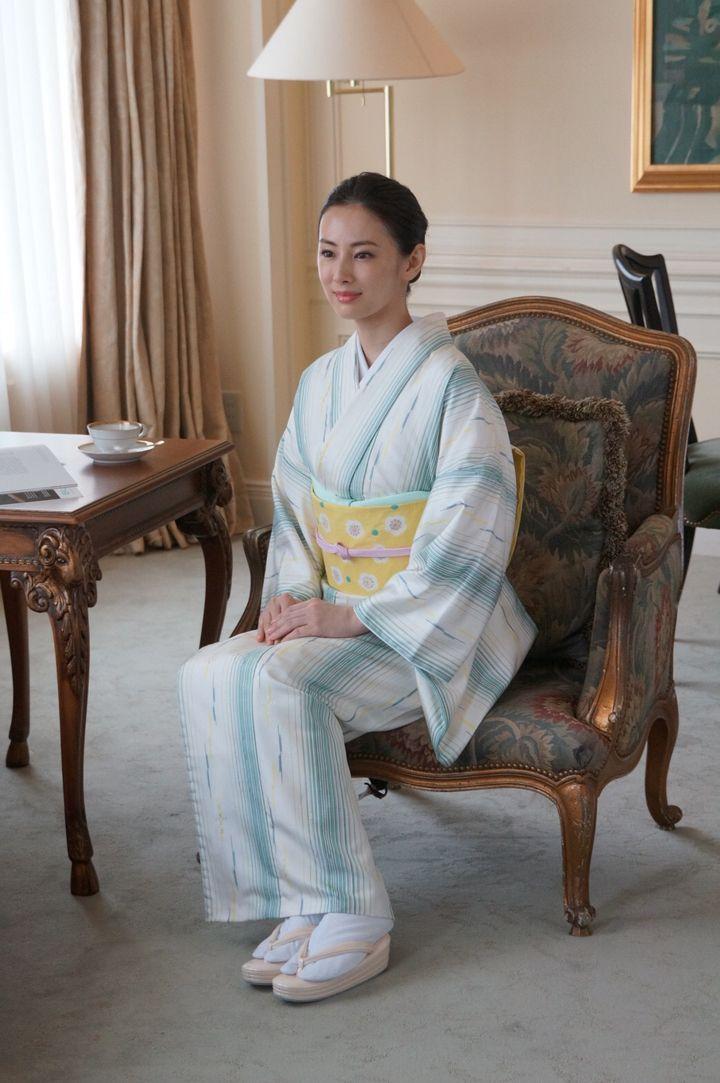 美しいキモノ – DIARY   KEIKO KITAGAWA