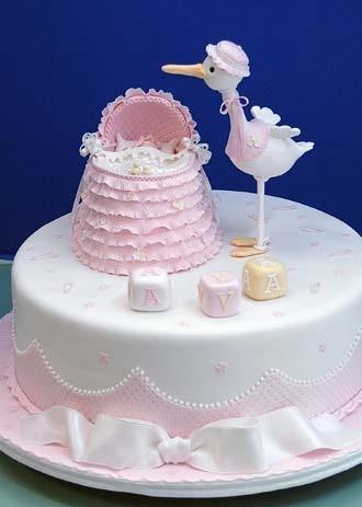 Baby Shower Cake. Jadabugs Baby Boutique #baby #cake #babyshower