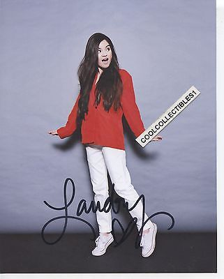 "Landry Bender ""best Friends Whenever"" In Person Signed 8X10 Color ..."