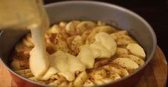 Μια συνταγή για την πιο τέλεια μηλόπιτα.   Τι λες τώρα;