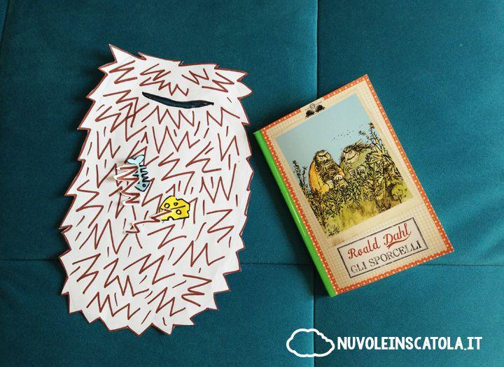 """Tutti in coda! Un libro speciale. Ma come si legge? E come si insegna a un bimbo cos'è """"il grande spruzzo"""" della balena? Con un gioco di legno (c'è anche il cartamodello stampabile)."""