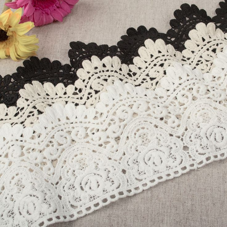 Eyelash Lace Fabric 9cm DIY Decorative High Quality Soft Off White 100% Cotton Eyelash Lace Trim Wedding Dress Fabric  Gift-in Lace from Home & Garden on Aliexpress.com | Alibaba Group