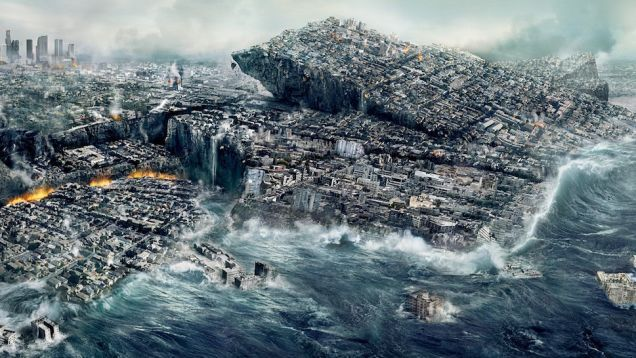 Remember that New Yorker story about a potential earthquake on the Cascadia Subduction Zone that scared the shit out of us? Well, Motherboard just published a series of heavily reported sci-fi stories about what might actually happen to Portland during such a disaster. And they're way, way scarier.