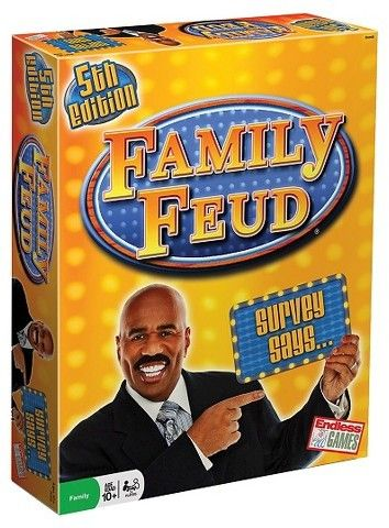 Endless Games Family Feud 5th Edition Survey Says'. Game