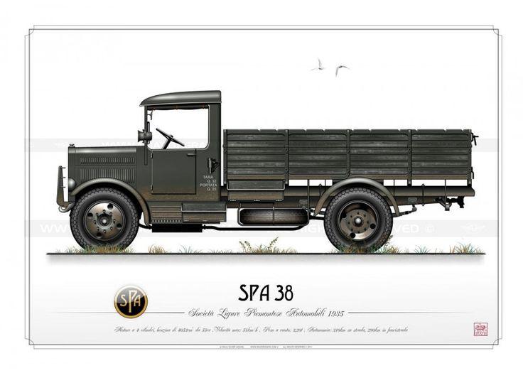 SPA 38 Regio Esercito OM-03