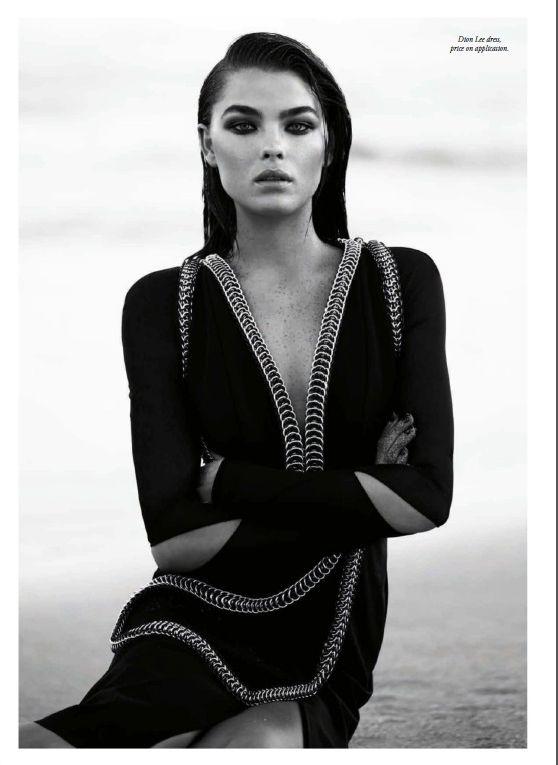 Harper's Bazaar Australia,December 2014.