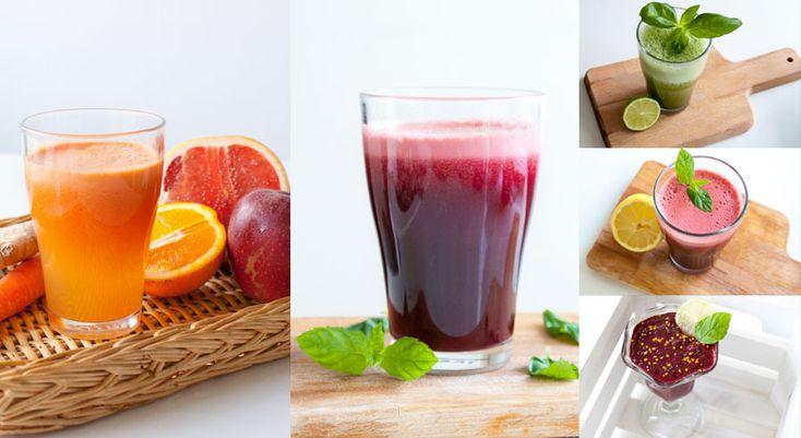 Juicefasta är en riktig hälsotrend som hjälper kroppen att börja om på nytt och ge nya, hälsosamma vanor.