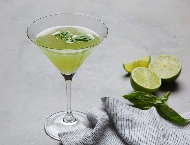 This twist on the classic gin gimlet might be better than the original.