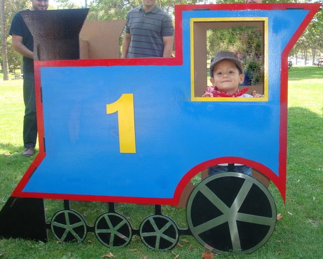"Photo 1 of 35: Thomas the Train / Birthday ""Alfonzo's 3rd Birthday Party"" 