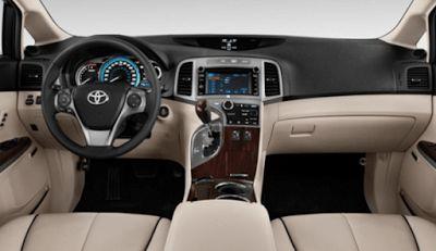 2018 Toyota Venza Interior