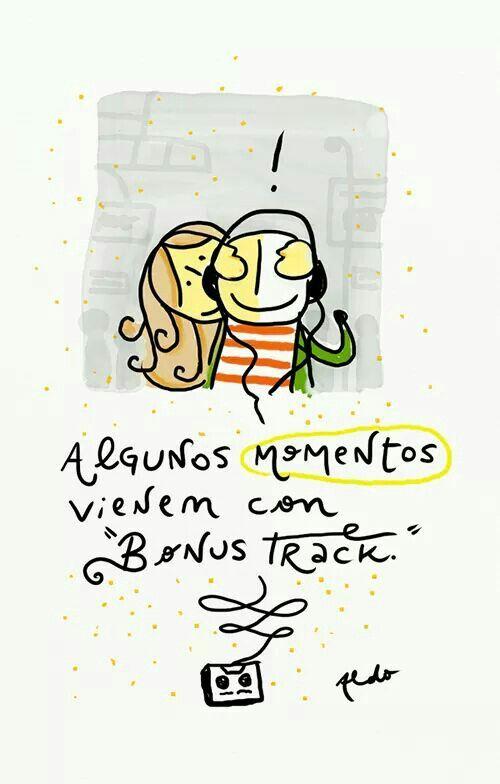 Esos momentos son los que traen más felicidad