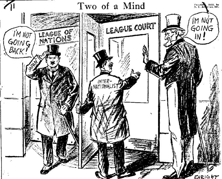 a history and role of the league of nations It is hard to imagine a more miscast actor for his historical role  the assembly of the league of nations voted to  of history magazines historynetcom.