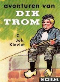 Avonturen van Dik Trom - boek - C. Joh. Kievit - (1992) - Dizzie.nl - de boekencommunity van Nederland