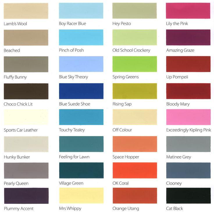 Jotun Interior Paint Color Chart Pdf: 17 Best Ideas About Paint Colour Charts On Pinterest