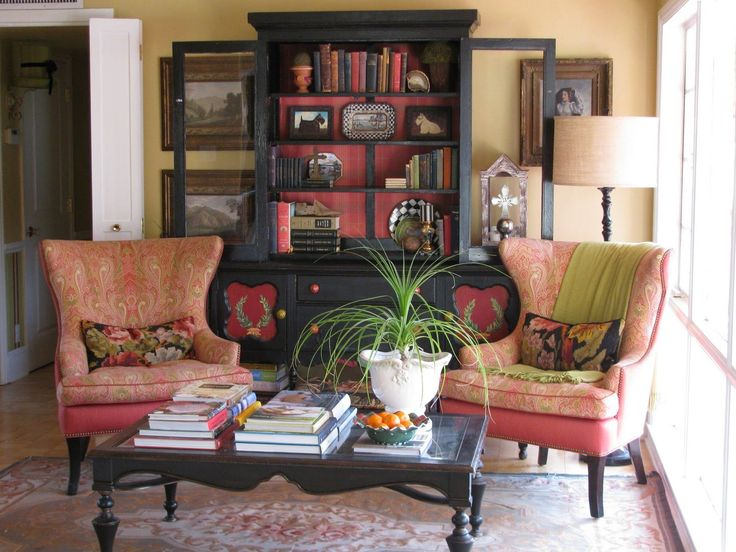 Chic And Cozy Boho Living Rooms Bring Colorful Ideas Into A Comfy