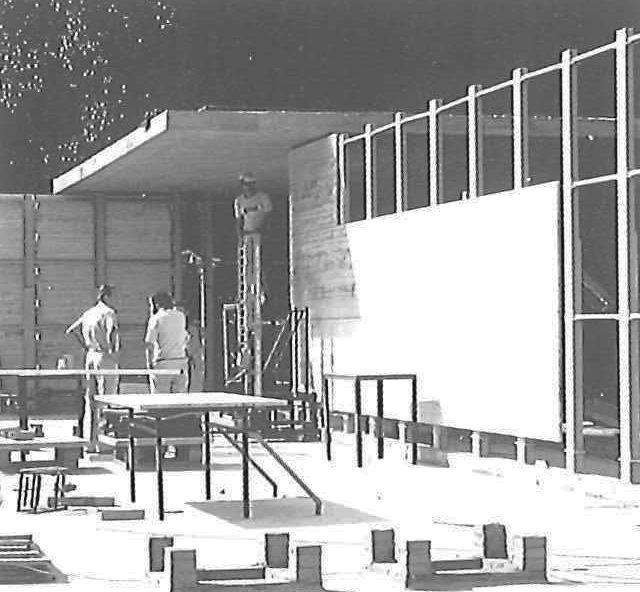 Barcelona pavilion, 1929-1980 / Mies Van Der Rohe