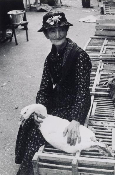 Edouard Boubat  Cahors  1960  Tirage argentique, 35 x 23 cm   Acquis auprès de l'auteur en octobre 1968  BnF, département des Estampes et de la photographie, Ep 67 (2) Fol  © RAPHO