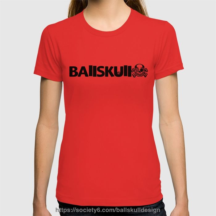 #BAllSKUll Logo Tee #bball #tshirt #tee #design #basketball #hoop #skull #bone #バスケ #バスケットボール #スカル #Tシャツ #teelicious 20% Off T-Shirts Today! Size S to XXL Mens / Womens $19.99 https://society6.com/ballskulldesign/s?q=popular+tshirts https://society6.com/ballskulldesign