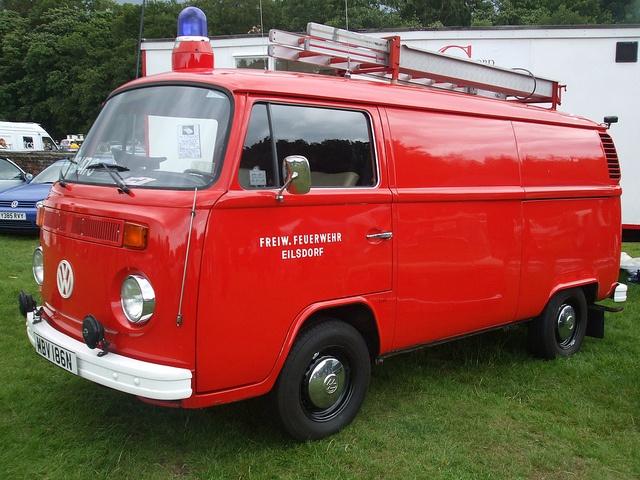 VW Fire Truck