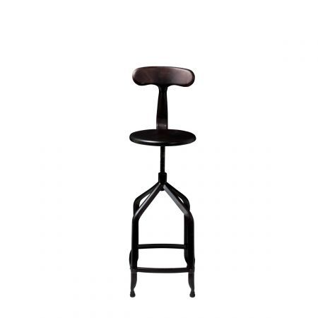 Best 25 chaise de bar industriel ideas on pinterest tabouret bar industrie - Chaise style industriel ...
