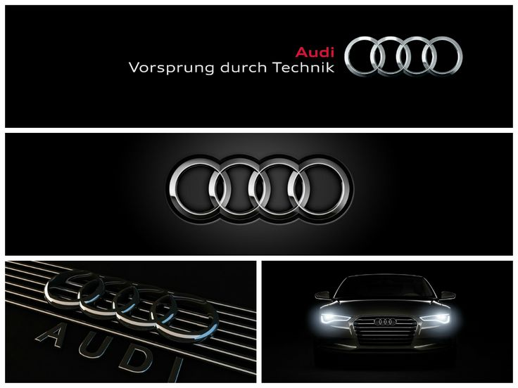 """Audi is a German automobile manufacturer that designs, engineers, produces, markets and distributes luxury automobiles.   Audi is a brand in motion. While its products have reached a level of technical and design excellence way ahead of their time. Audi has always been challenger in the premium luxury market, with a regal history.  A brand """"geared""""( no pun intended ) for the future. Audi - """"German Advanced Technology.""""  Check out their website: http://snip.ly/bi4f"""