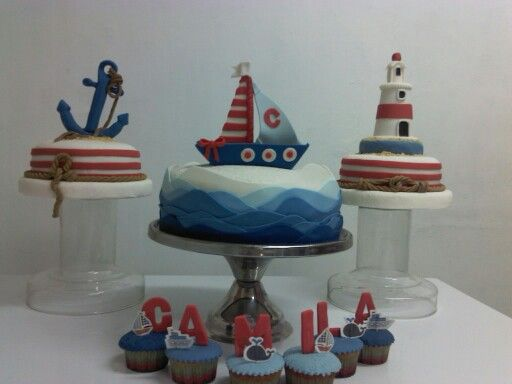 Torta de marinera | cakes and more cakes | Pinterest