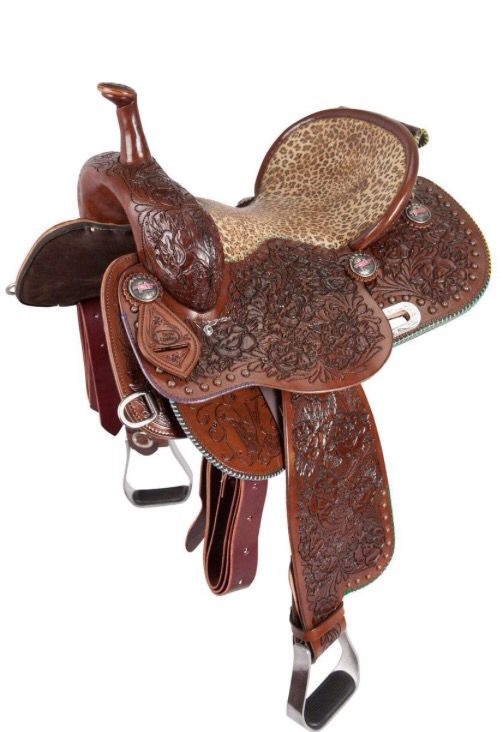 cactus saddlery dynamic edge saddle by fallon taylor