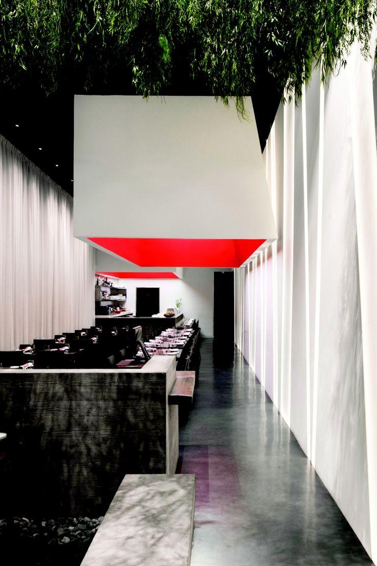 Beverly Hills sushi restaurant Yojisan :: Dan Brunn