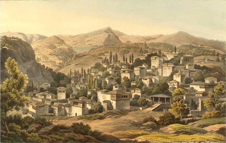 Gravure of Portaria