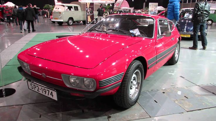 1974 vw sp2 red