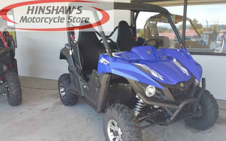 New 2017 Yamaha Wolverine R-Spec EPS Racing Blue w/Sunto ATVs For Sale in Washington. 2017 Yamaha Wolverine R-Spec EPS Racing Blue w/Suntop, It can be seen at Hinshaw's Motorcycle Store in Auburn, the Largest Motorsports Showroom in the Northwest. For information please call 8666182590 We have a huge inventory of on and off road motorcycles, ATV's, Side by Sides and Watercraft. We also carry a great selection of pre-owned units of all classes. Trades Welcome (paid off or not) / EZ Qualify…