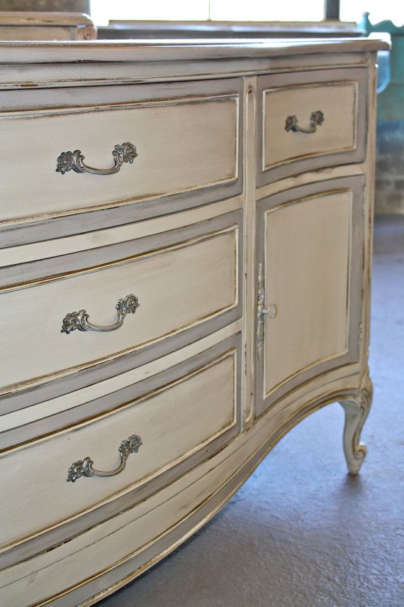 RESERVED Gorgeous French Provincial Dresser by CasualChicCorner, $795.00