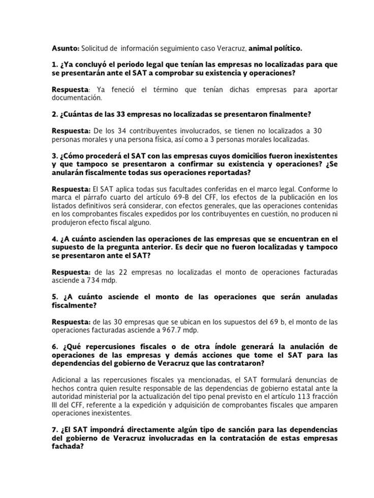 I'm reading Información Animal Político  on Scribd