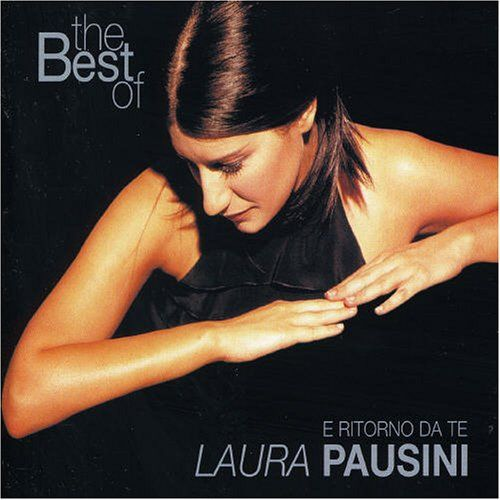 Laura Pausini. This is a great album, thanks to the guys in Don Alfredos restaurant for letting me borrow it!