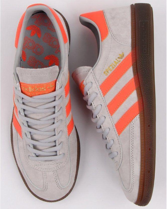 Adidas Spezial Trainers Grey/Soft
