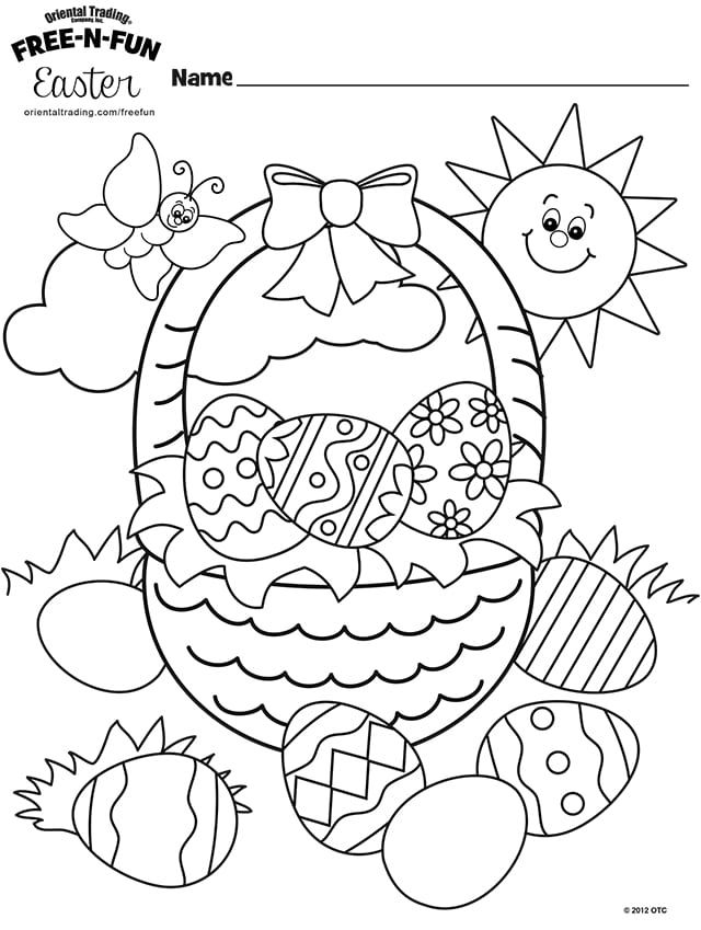Free Easter Coloring Pages Happiness Is Homemade Easter Coloring Pages Printable Free Easter Coloring Pages Easter Coloring Sheets