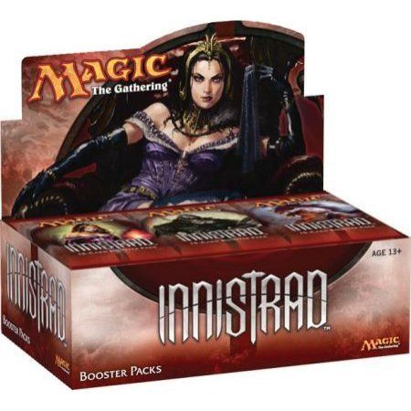 Magic The Gathering Innistrad Booster Box, Multicolor
