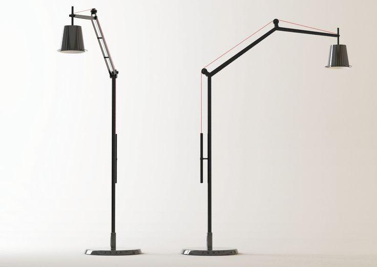 Ознакомьтесь с этим проектом @Behance: «Floor Lamp» https://www.behance.net/gallery/41012591/Floor-Lamp