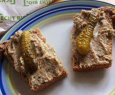 """Rezept """"Vegetarische Leberwurst"""" von lovinchen - Rezept der Kategorie Saucen/Dips/Brotaufstriche"""
