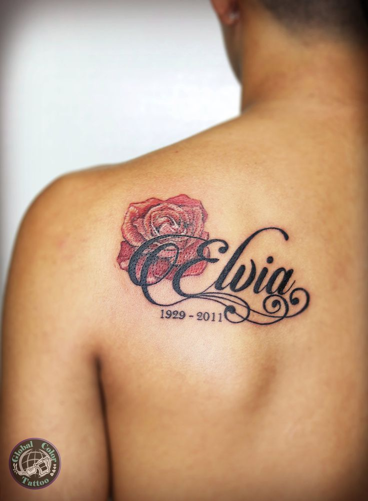 Tattoo diseñado y realizado por Nana en GlobalColorTattoo