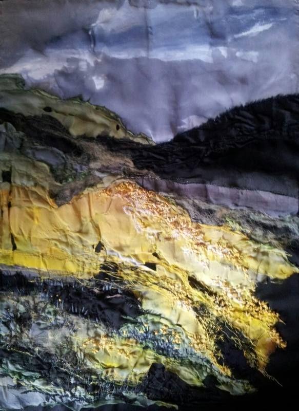 Textiles & Mixed Media Original Art- Gallery 2