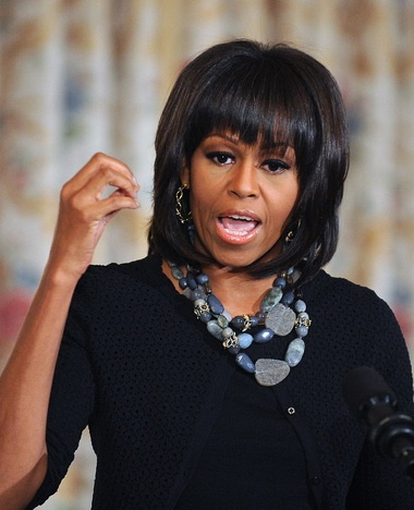 First Lady Michelle Obama and Nike's Mark Paker to make P.E. announcement about the importance of bringing physical activity back to schools!